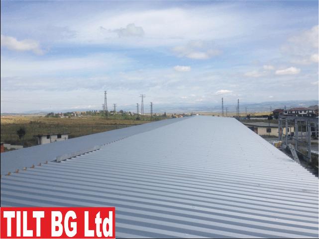 Термопанел - доставка и монтаж на покривен и стенен термопанел