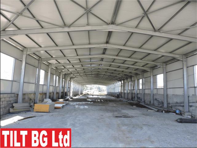 Термопанели - доставка и монтаж на покривни и стенни термопанели