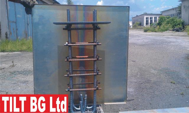 Анкерни устройства за метални конструкции - проектиране, производство и монтаж